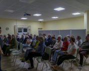 Arzt Und Traumatherapeut Naiel Arafat Hielt Fachvortrag Zum Thema Trauma
